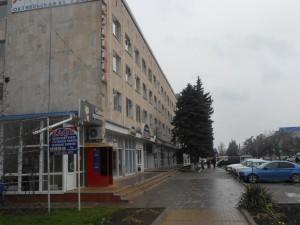 Вид гостиницы